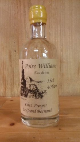 Eau de Vie de Poire Williams (35cl)