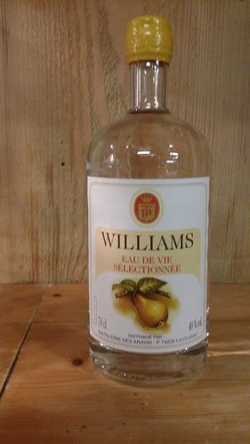 Eau de Vie de Poire Williams (70cl)